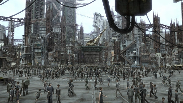 Final Fantasy VII - Advent Chilldren