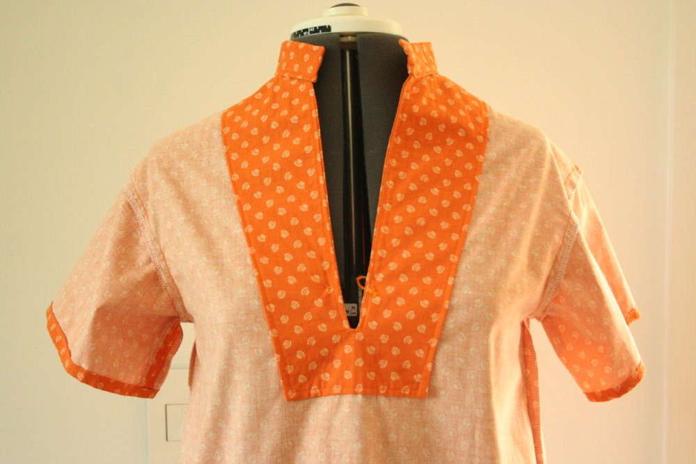 heidi top placket