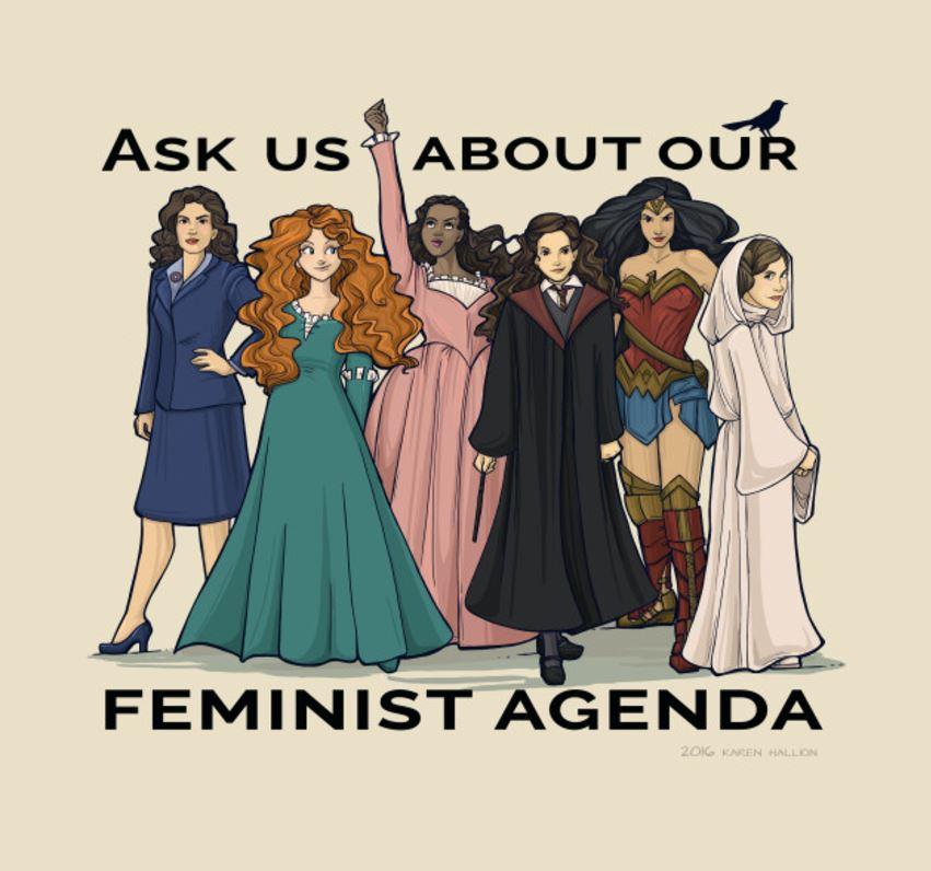 Feminist Agenda.JPG