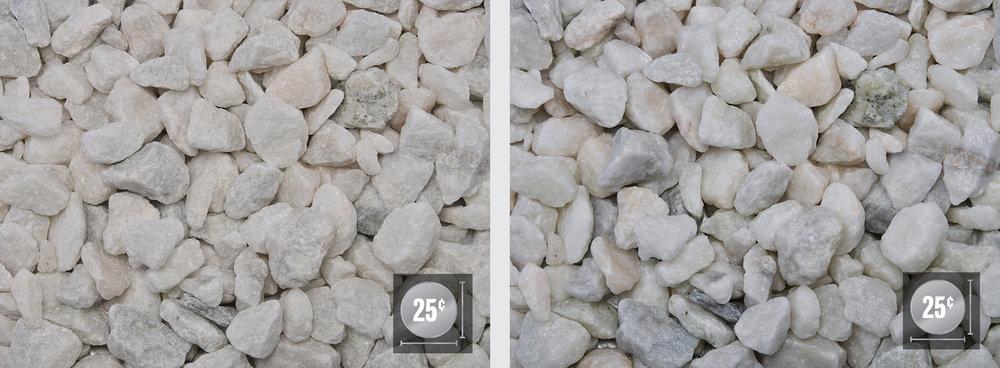 """1"""" (Left: Dry, Right: Wet)"""