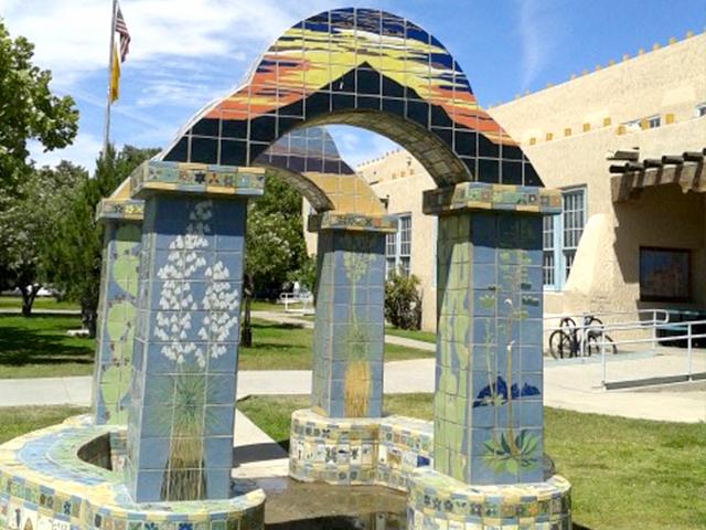 402 W. Court                                   Mosaic