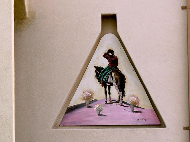 1874 La Jolla Acrylic Ed Breeding 2005