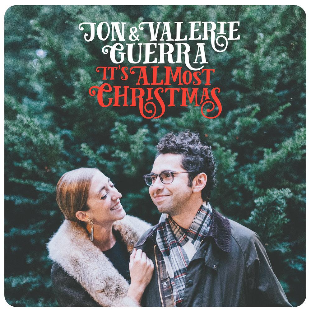 Before Praytell, - we went by Jon & Valerie Guerra.