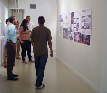 Students of Sci Arc (So. California Institute of Architecture)