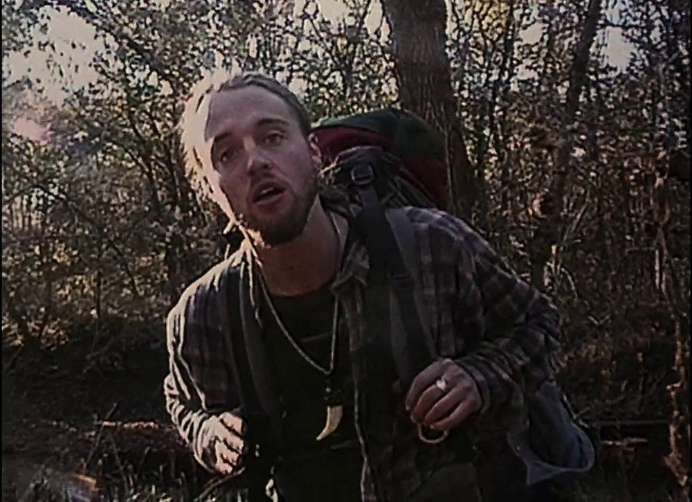 Leonard in  The Blair Witch Project  (Photo: Lions Gate Films)