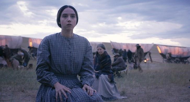Kazan in  The Ballad of Buster Scruggs  (Netflix)