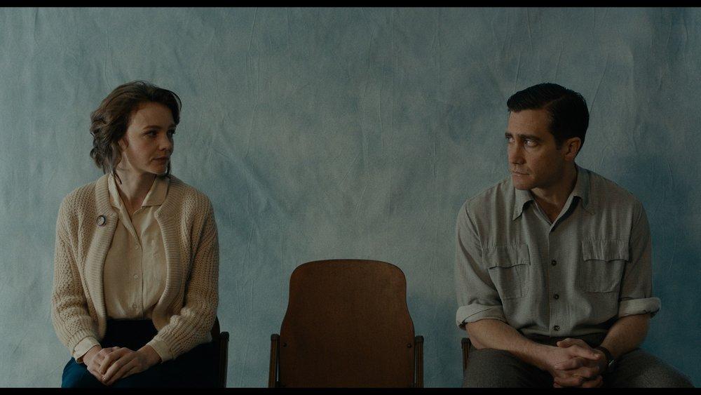 Carey Mulligan and Jake Gyllenhaal in  Wildlife  (IFC Films)