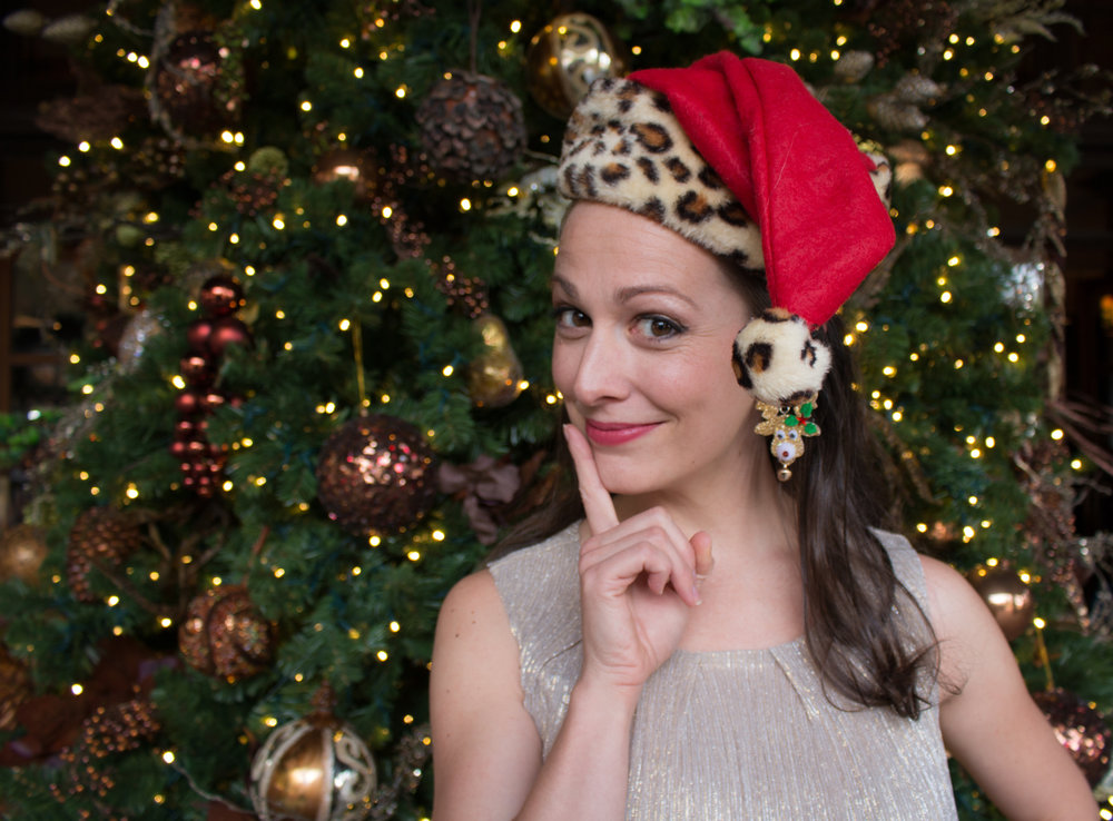 new style f712e 6bba7 Theater review  The Twelve Dates of Christmas at NC Stage Co.