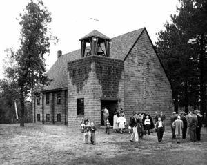 Current St. John's Church Building