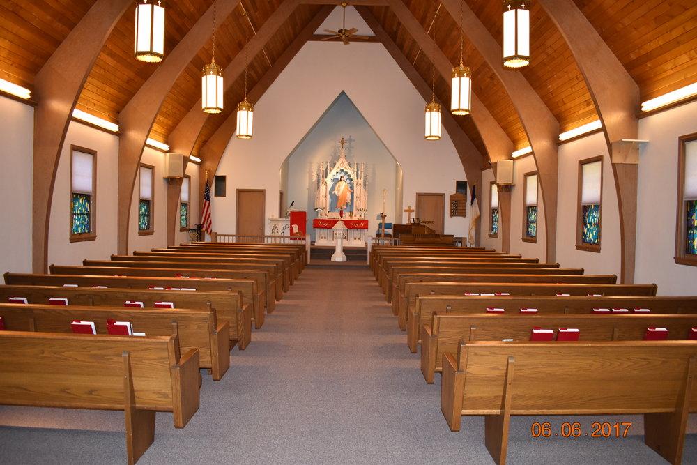 Pastor Sandy St. John's Cedarbrook