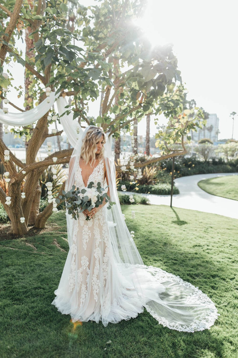 Southern California Bride