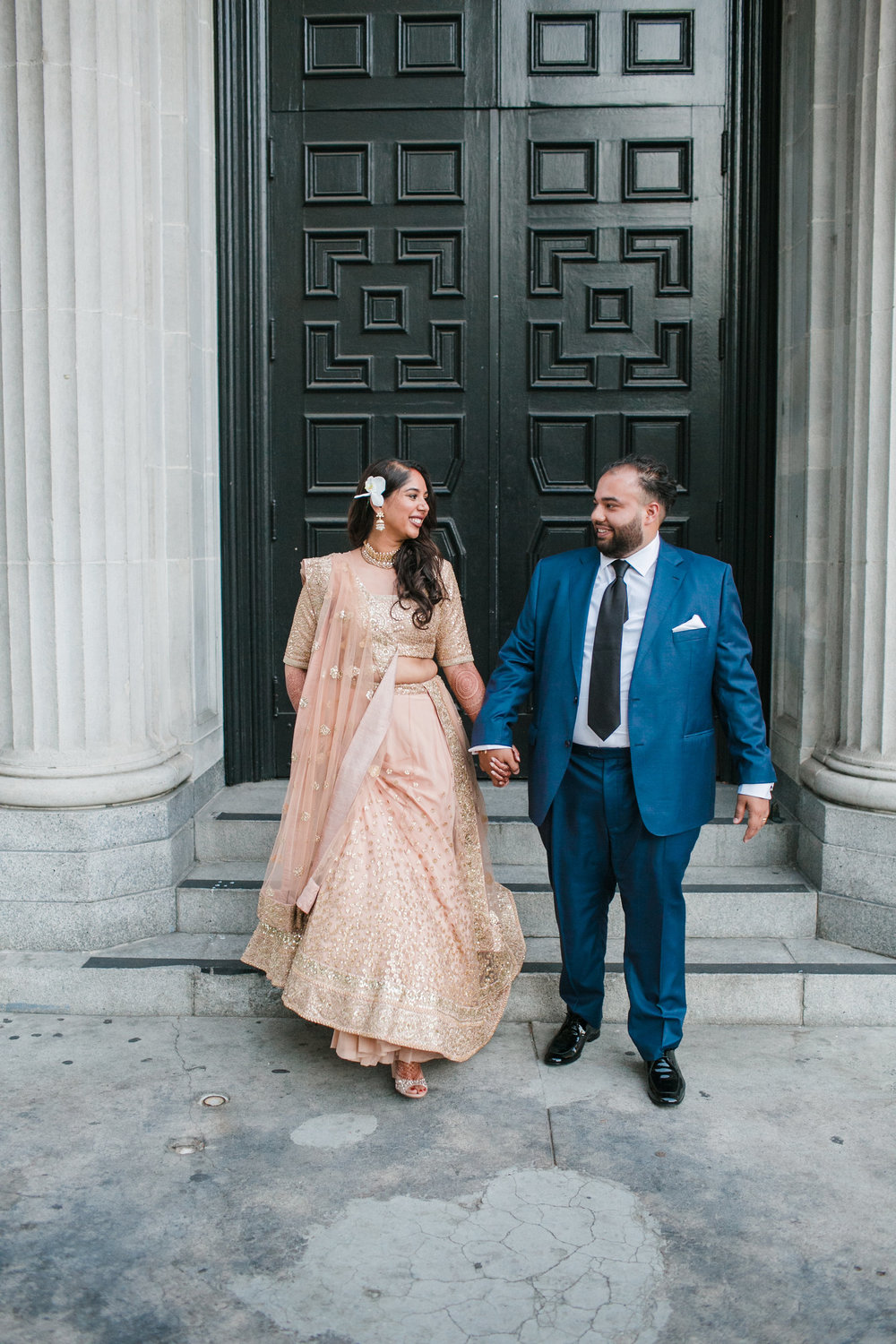 Indian wedding ceremony at the Vibiana, Downtown LA