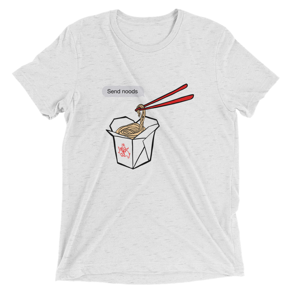 gianna_merch_send_noods_mockup_Front_Flat_White-Fleck-Triblend.png