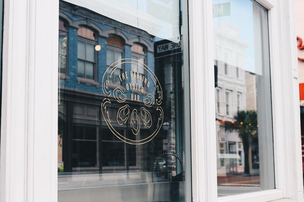 Charleston Southern Charm - Darling Oyster Bar