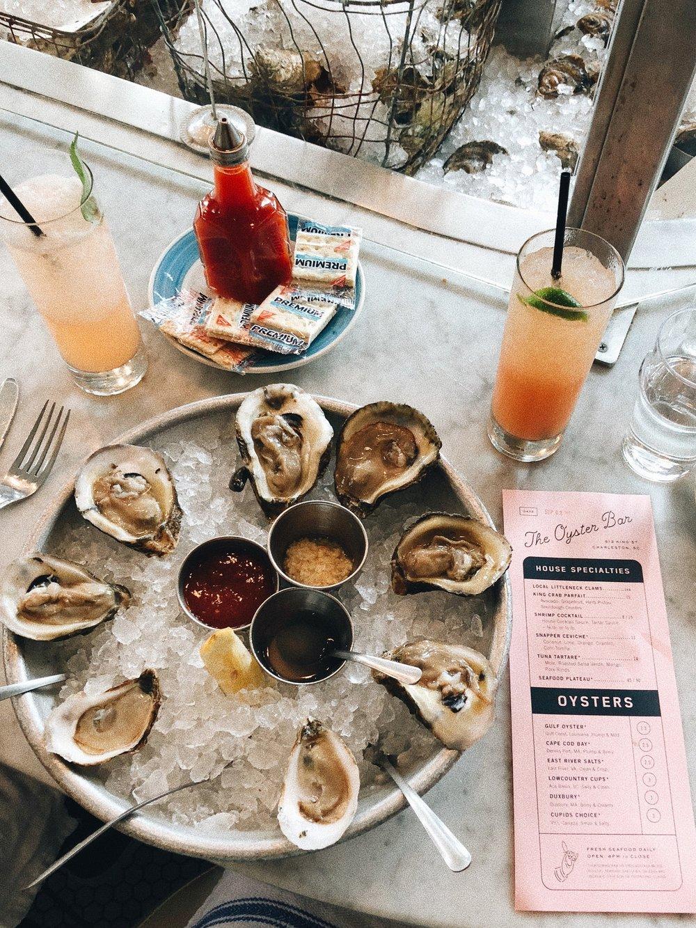 Darling Oyster Bar