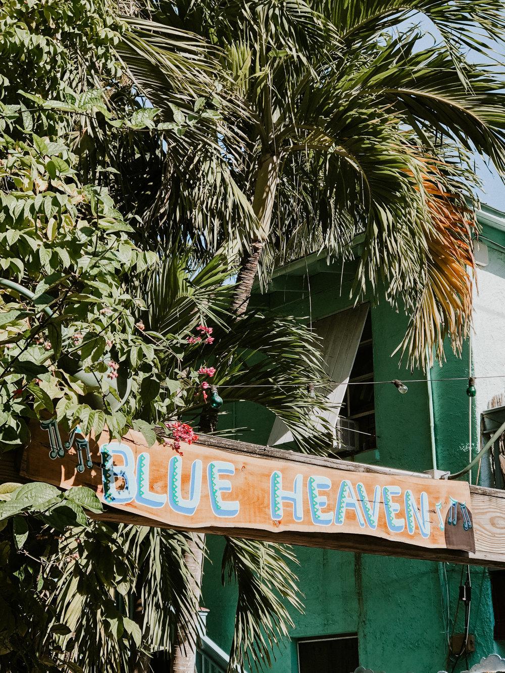 Key West Honeymoon - Blue Heaven