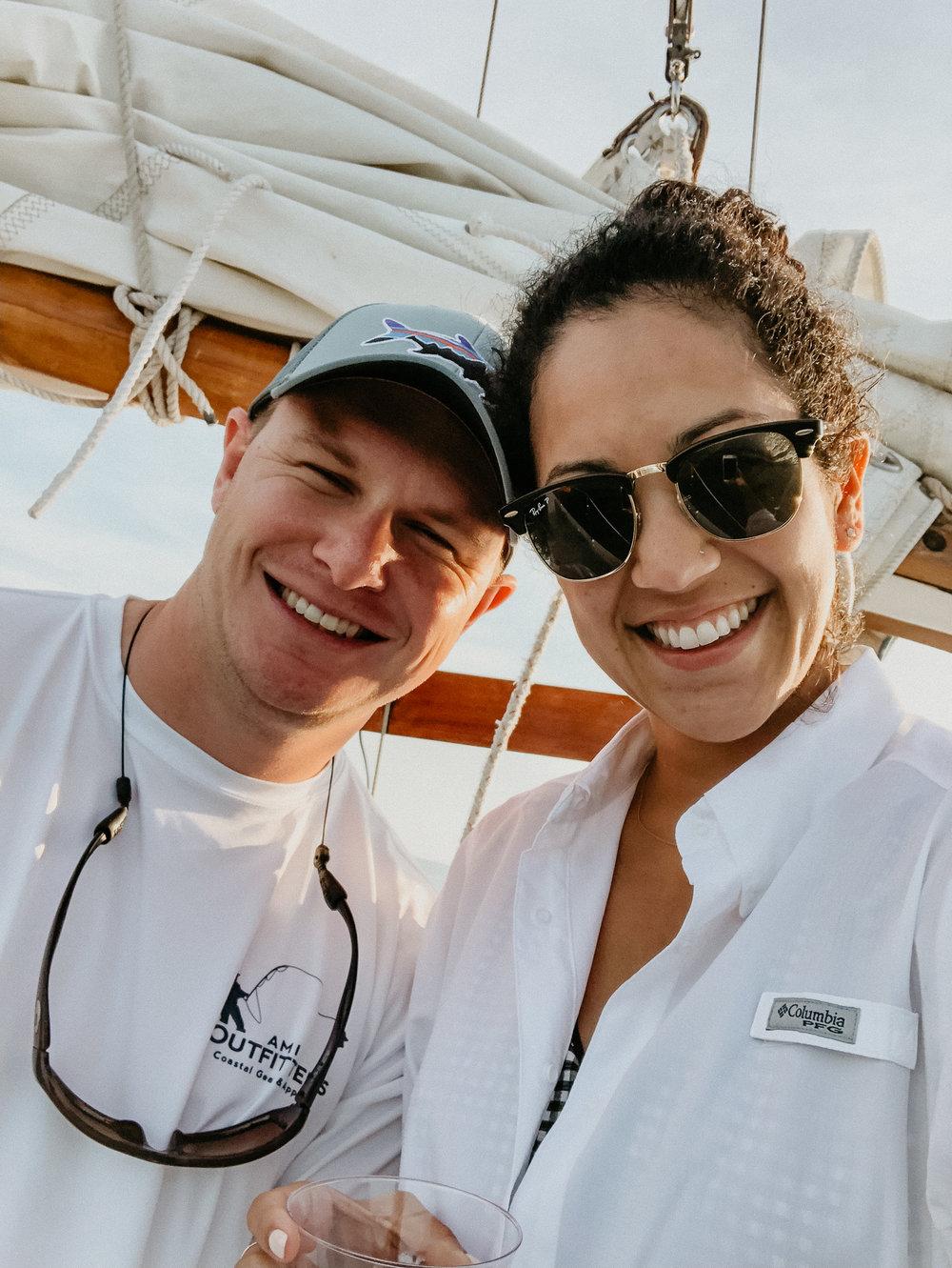 Danger Charters - Key West Honeymoon