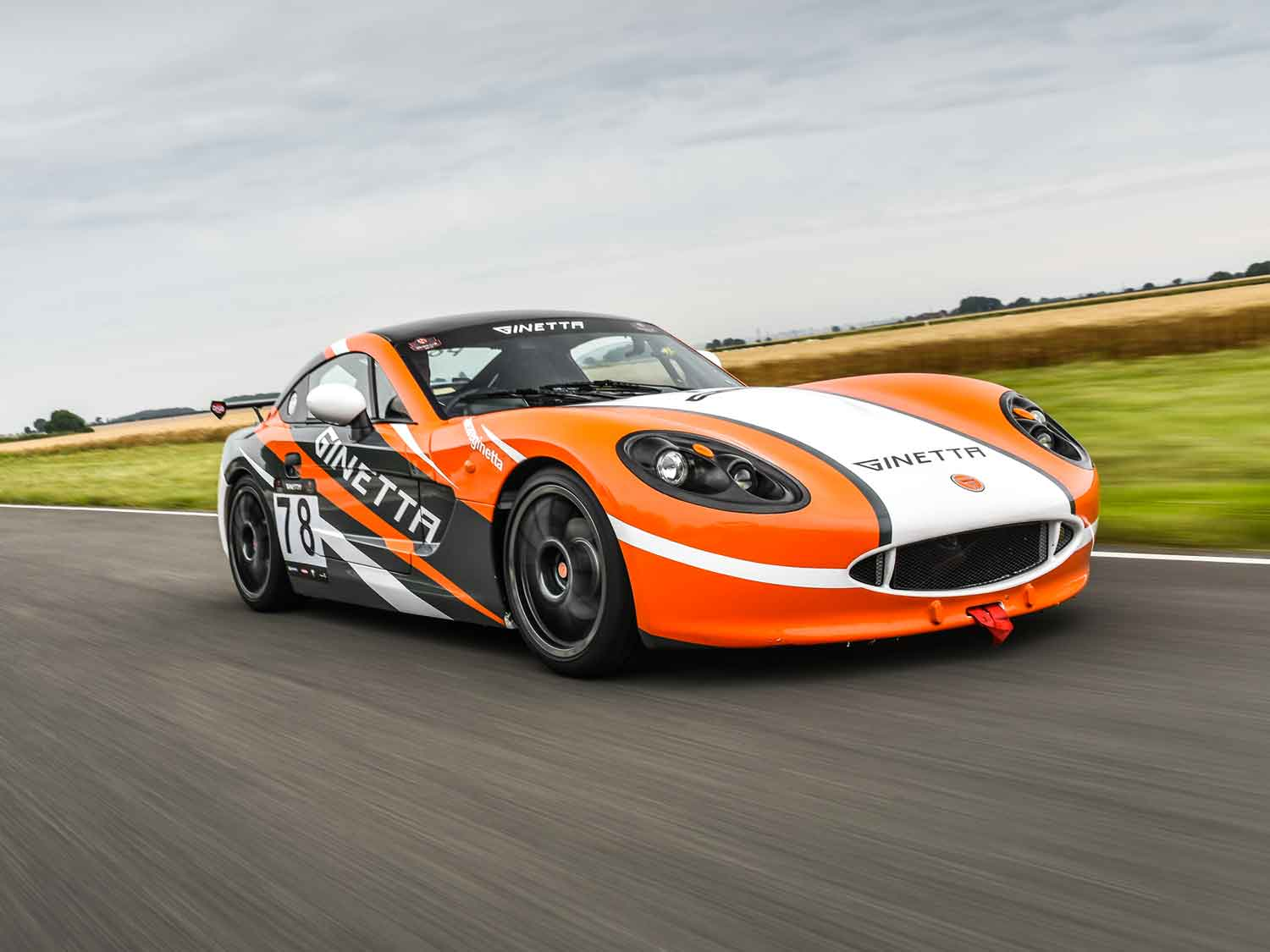 Ginetta G40 Club Car Morning Hire and Tuition - 1 September 2017 ...