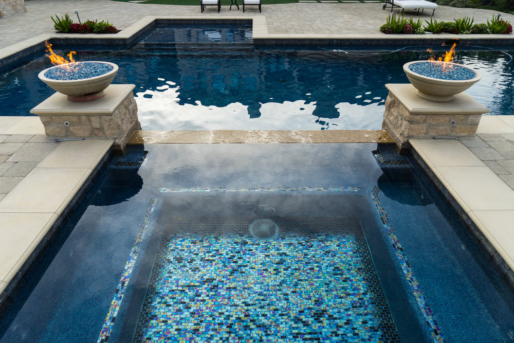 Pools & Spas -