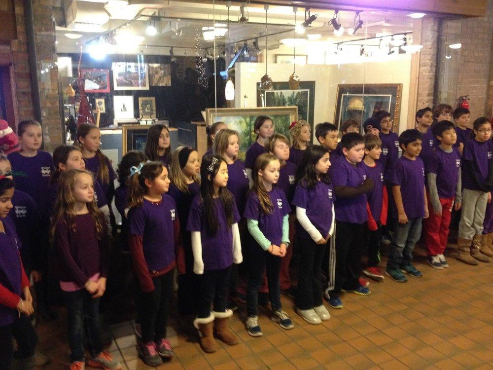 Roslyn Road holiday choir.jpg
