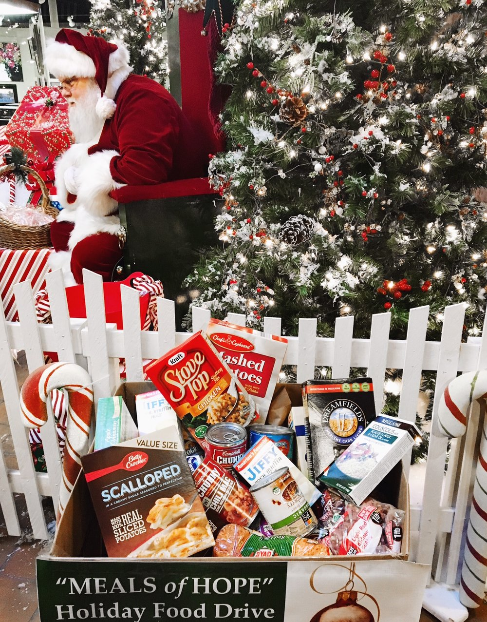 santa holiday food drive with santa FullSizeRender (2).jpg