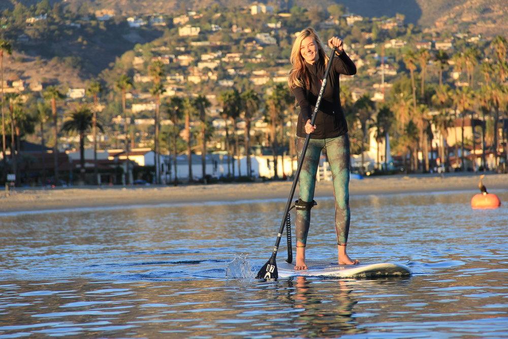 Kelly SUP paddle