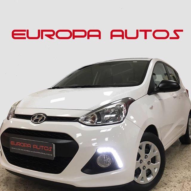 El coche de la semana #caroftheweek #caroftheday #hyundaii10 #hyundai #europaautos #malaga #marbella #costadelsol #andalucia #carsforsale #carsofinstagram #cars #carsandcoffee #mynewcar #minuevocoche #coche #cochepequeño