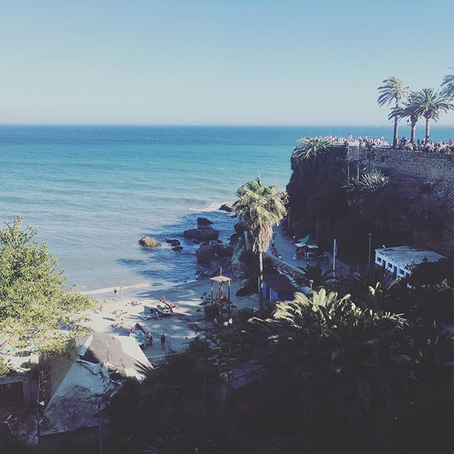 Getting ready for the weekend. #malaga #nerja #nerjaspain #costadelsol #andalucia #spain #explorespain #touristinourhometown
