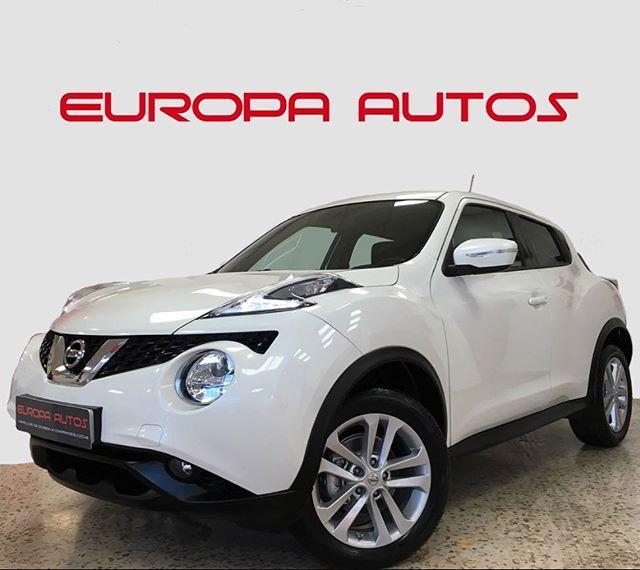 El coche de la semana #cars #coche #caroftheday #cochedeldia #nissan #nissanjuke #malaga #spain #costadelsol #andalucia #familycar #carsinspain #mynewcar #carsforsale #europaautos #4x4diesels