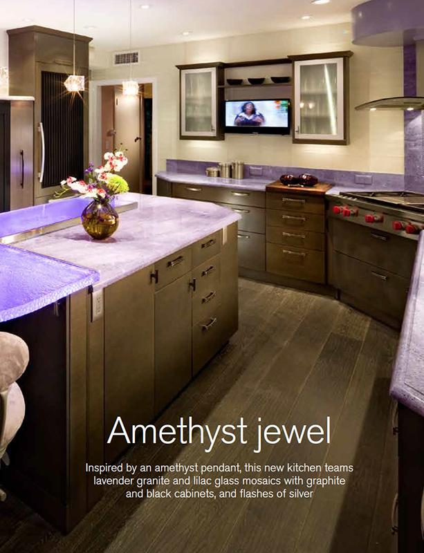 Trends-Amethyst Jewel