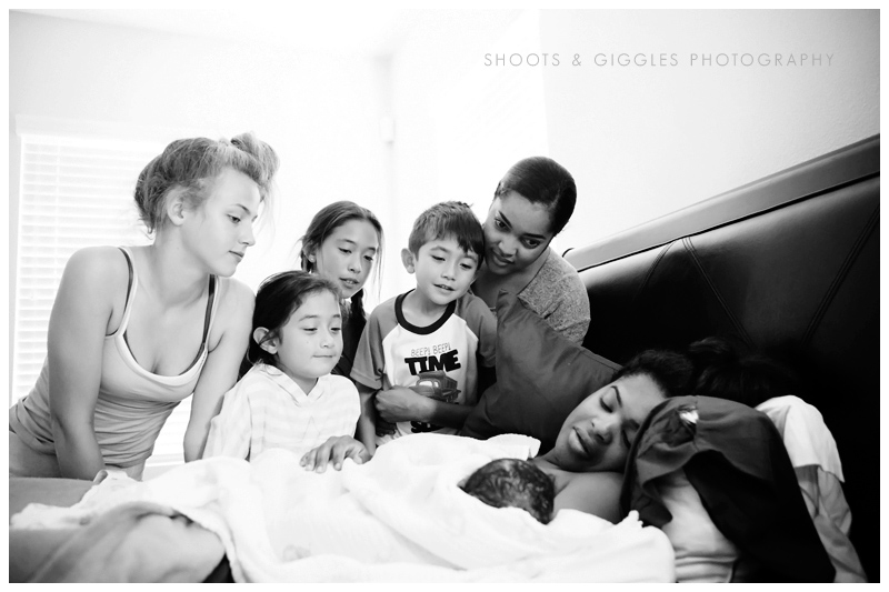 Los Angeles Birth Photographer