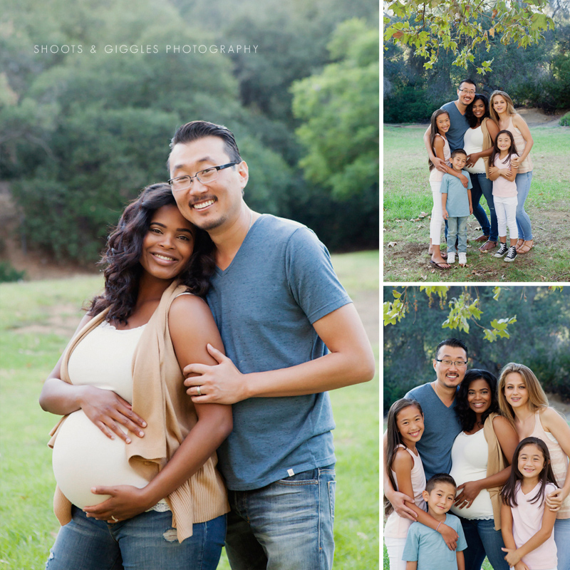 Los Angeles Family Portrait Photographer