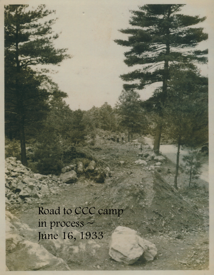 #7 Road to CCC camp in process June 16, 1933.png
