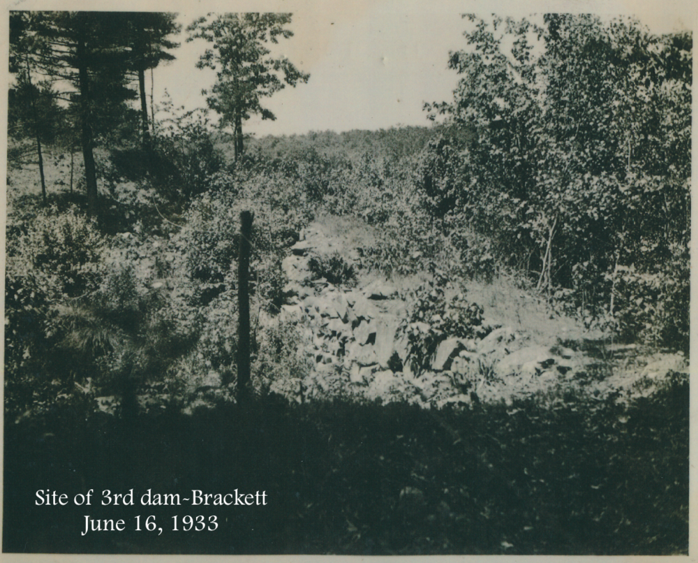 #30 Site of 3rd dam-Brackett June 16, 1933.png