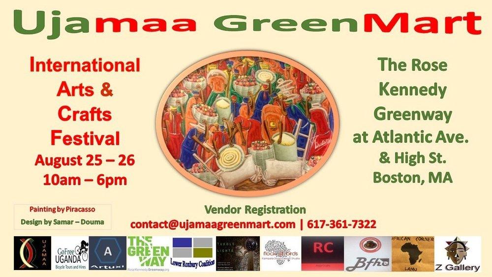 Ujamaa GreenMart