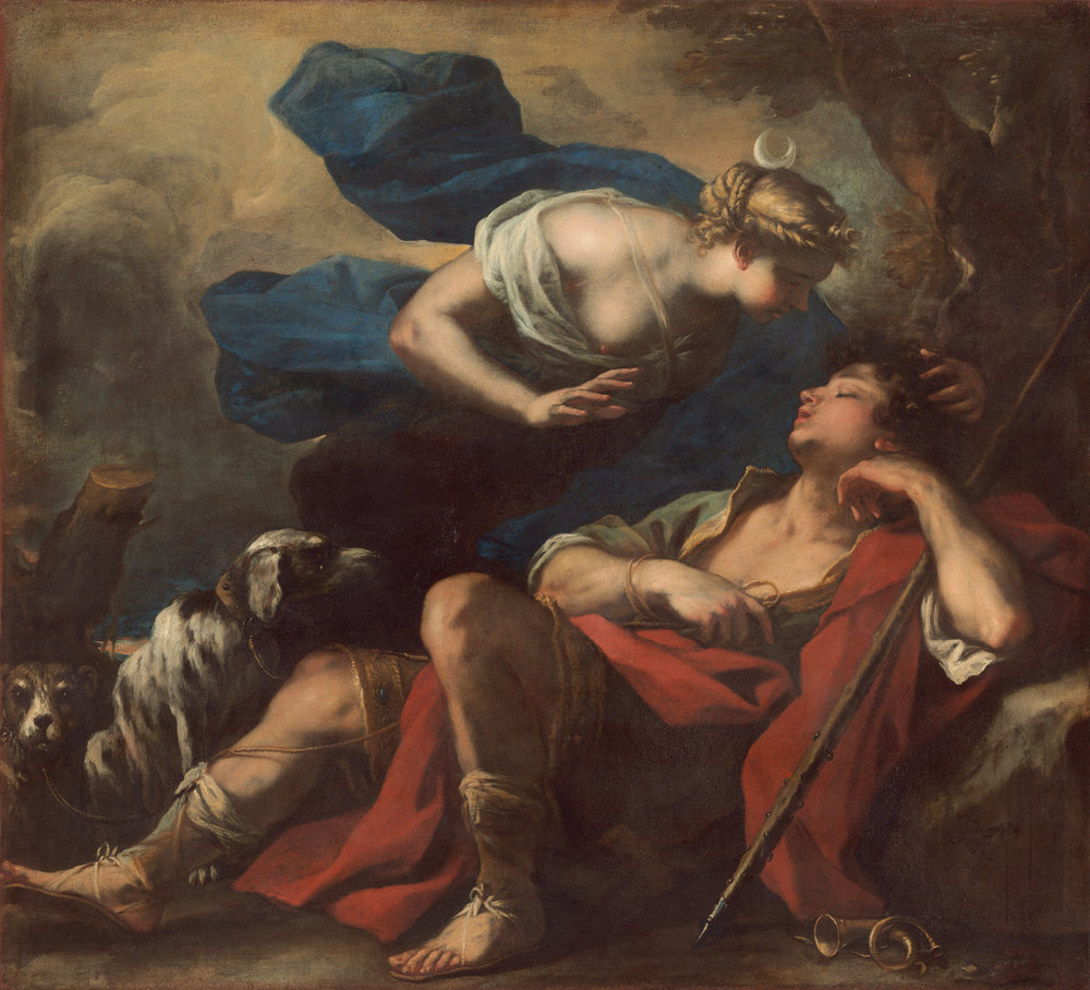 Luca Giordano, Italian 1634-1705, Diana and Endymion, 1675_1680, oil on canvas 149.2x164.jpg