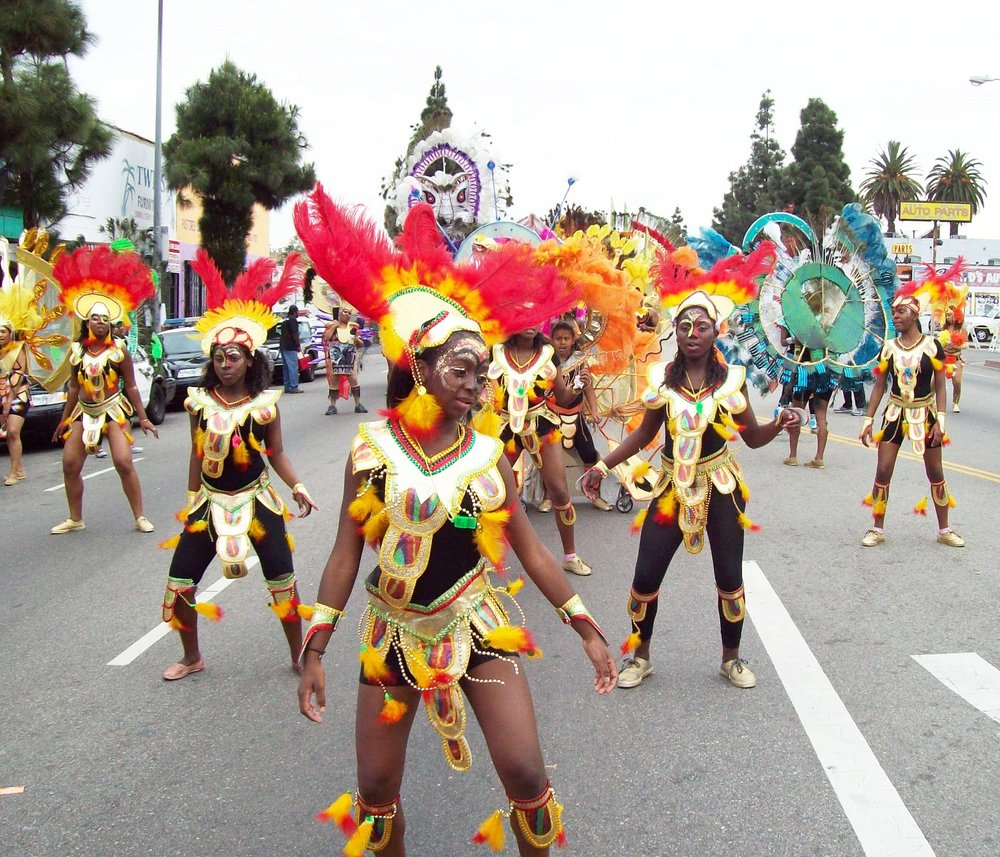 Los Angeles Carnival On Tour