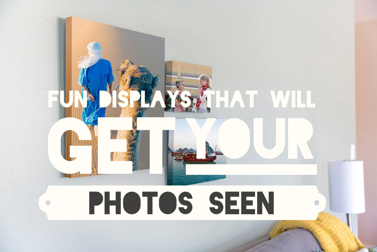 Inspirational Aug Fun Displays That Will Get Your Photos Seen