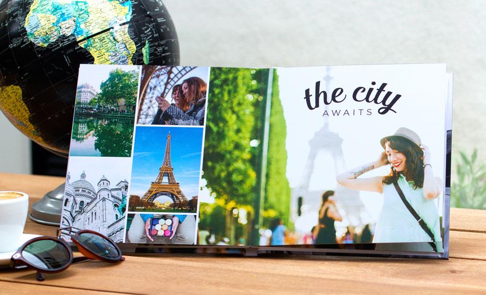 City Travels Photo Book