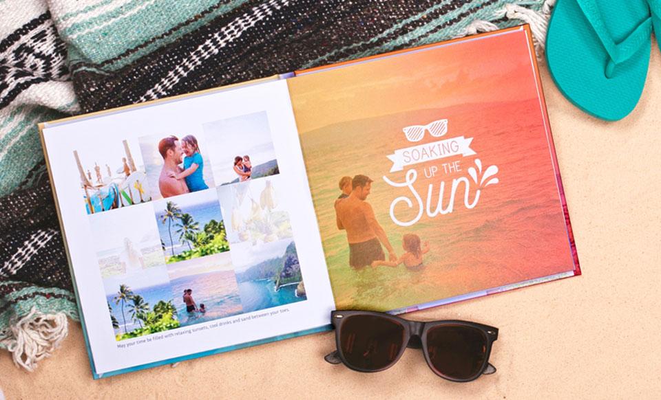 Sensational Summer Photo Book