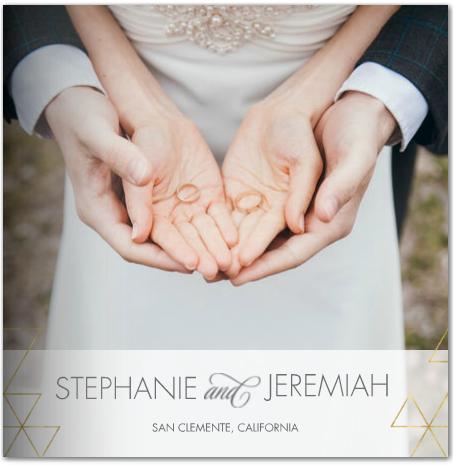simple modern wedding mixbook photo book