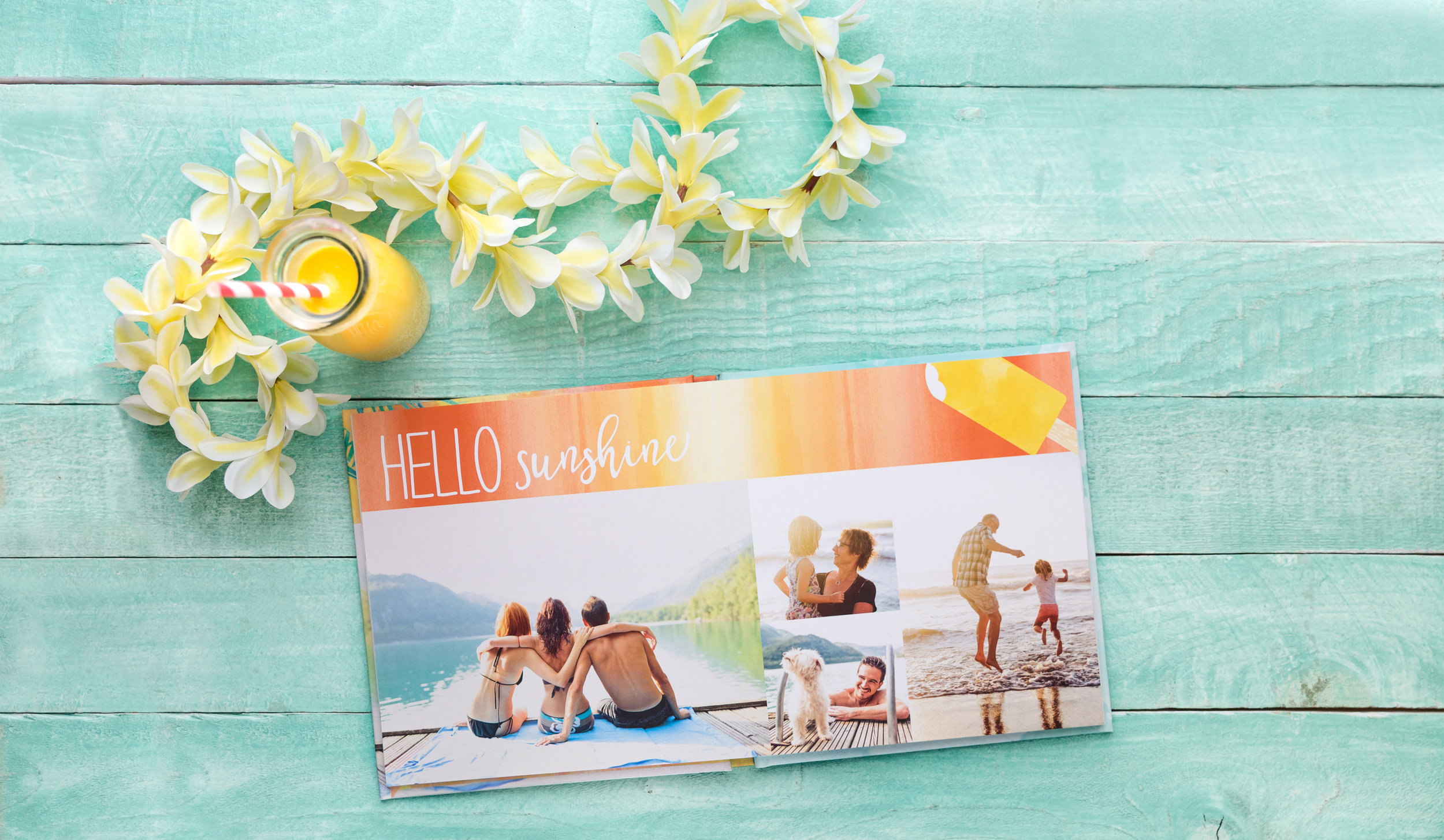 mixbook endless summer photo book travel