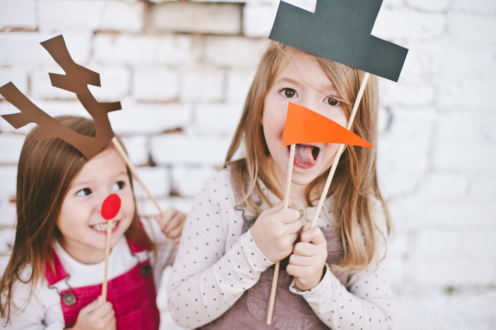 Christmas Card Ideas for Toddlers — Mixbook Inspiration