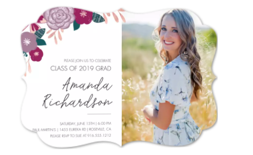 Theme: Floral Color Graduation