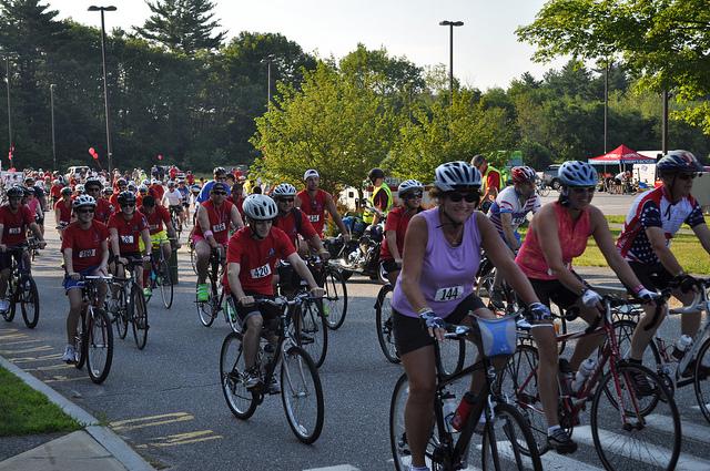 Reid's Ride 2011