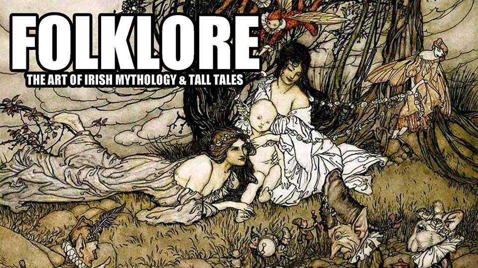 Folklore: The Art of Irish Mythology & Tall Tales - September 13th & 14th @ Wildflowers. The Gallery at Wildflowers is pairing up with the Syracuse Contemporary Irish Film Festival with artwork dedicated to the rich mythology and folklore of Ireland. Curated by Jamie Santos. Explore the work of local artist as they bring to life beautiful myths and legends of heroes, ghosts, vampires, banshees and more!A reception on Thursday and Friday will be held 5-6pm before the films start. To find out more about this exhibit or to submit your own work, follow the event on Facebook.