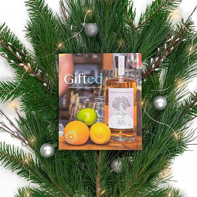 GIFTED Catalogue  _____________ discover unique #YEG businesses and shop local with the Gifted catalogue by @edmontonmade #edmontonmade #yeggifted | we are stoked that you can find our Botanicals for Coffee alongside so many amazing companies. #ingreatcompany