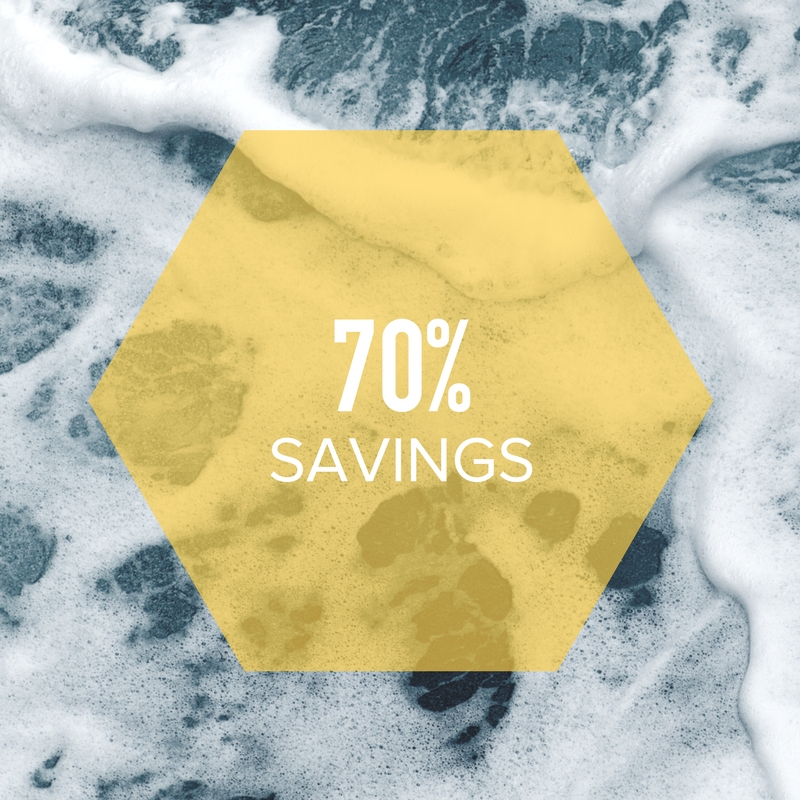 SAVINGS i9media was able to save our client over $100K per year on the back-end of the business by consulting on web / I.T. and executing on the recommendations creating immediate savings.