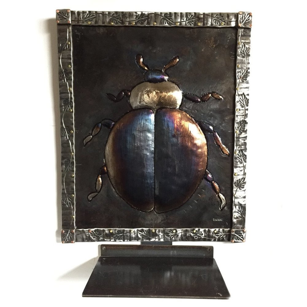 Beetle Wall Hanging