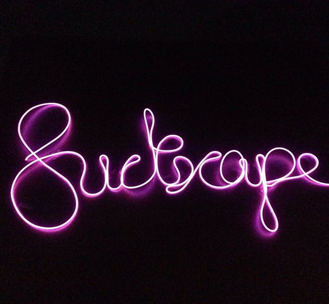 It's lit. Opening Saturday 4/16 5:30-9 313 gallery #JerseyCity  #jcmakeityours #neon #artshow #urbanart #contemporaryart #porno #real #tbt